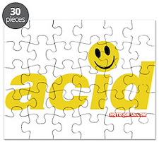 Acid Smiley Puzzle