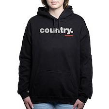 Country Hooded Sweatshirt