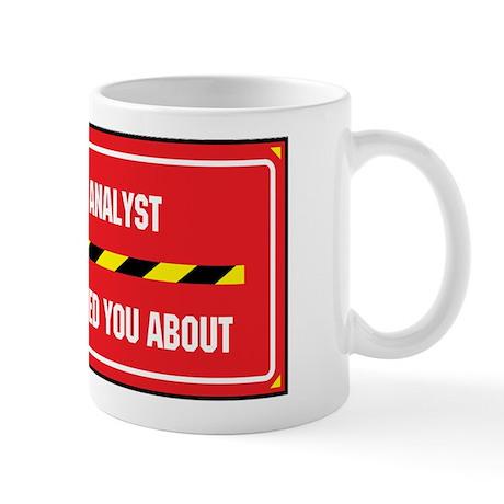 I'm the Credit Analyst Mug