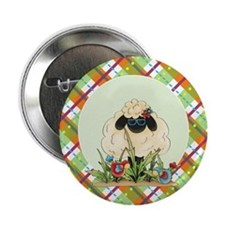 "SHEEPISH 2.25"" Button"