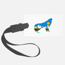 HOWL Luggage Tag