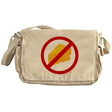 No Cheese Messenger Bag