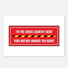I'm the Cross Country Skier Postcards (Package of
