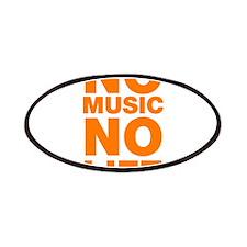 No Music No Life Patches