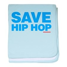 Save Hip Hop baby blanket