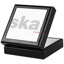 Ska. Keepsake Box