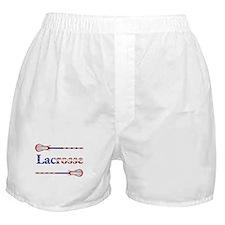 Lacrosse Stars and Stripes Boxer Shorts