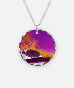 Turntable Paradise Necklace