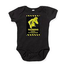 DJing In Progress Baby Bodysuit