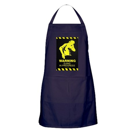 DJing In Progress Apron (dark)