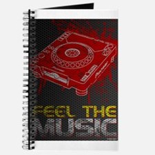 Pioneer CDJ Feel The Music Journal
