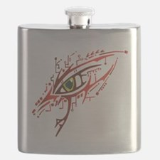 Cyber Eye Flask