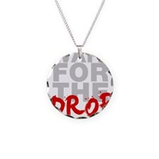Wait For The Drop Necklace