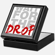 Wait For The Drop Keepsake Box