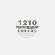 1210 For Life Mini Button (10 pack)