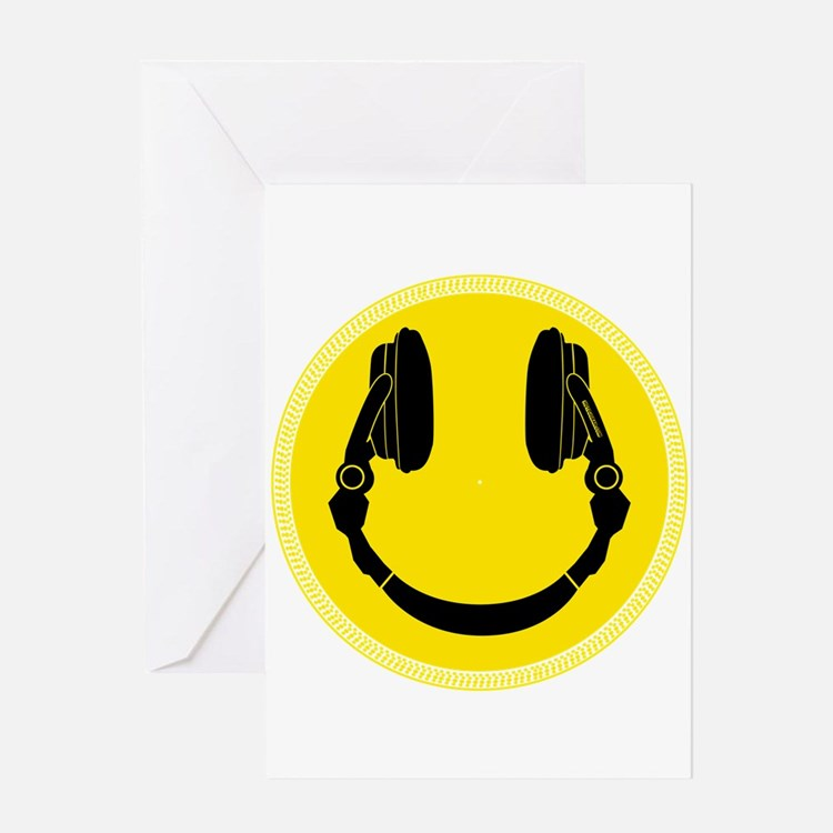 Cute Smile face Greeting Card