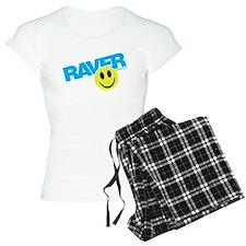 Raver Smilie Pajamas