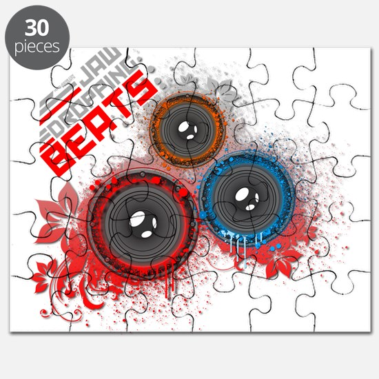 Jaw Dropping Beats Puzzle