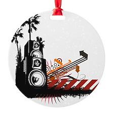 Speaker Tower Ornament