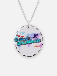 NuSkool BreakBeats Necklace