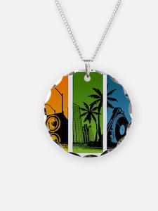 Stanton World Necklace