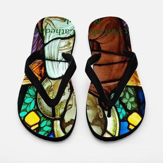 St Anthony Flip Flops