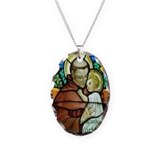 St Anthony Necklace