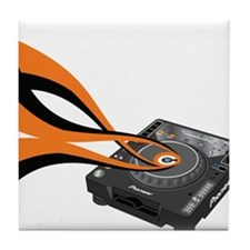 CDJ-1000 Sounds Tile Coaster