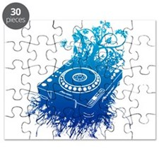 Organic CDJ-1000 Puzzle