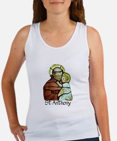 St Anthony Women's Tank Top