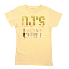 DJ's Girl Girl's Tee