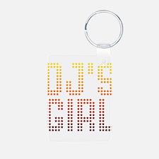 DJ's Girl Keychains