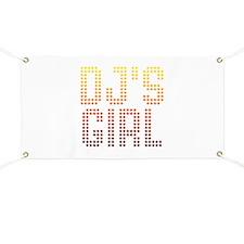 DJ's Girl Banner