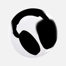 "Headphones 3.5"" Button (100 pack)"