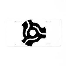 45 Adapter Aluminum License Plate