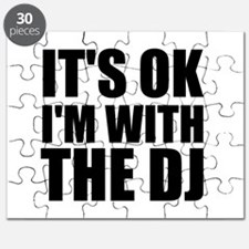It's Ok, I'm With The DJ Puzzle