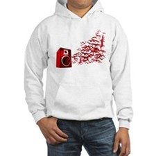 Fly away with the music Hoodie