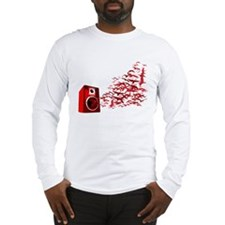 Fly away with the music Long Sleeve T-Shirt