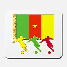 Cameroon Soccer Mousepad