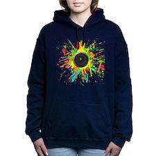 speakercone.png Hooded Sweatshirt