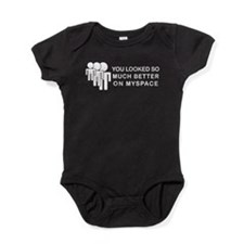 Funny Cool looking Baby Bodysuit