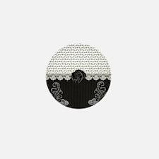 Elegant Love Mini Button
