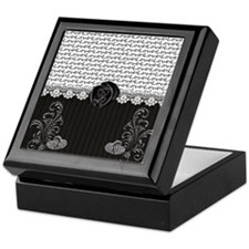 Elegant Love Keepsake Box