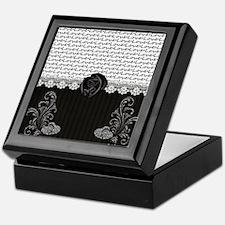 Elegant Love Keepsake Box