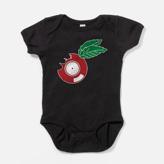 Cute Passion fruit Baby Bodysuit