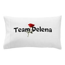 Team Delena Pillow Case