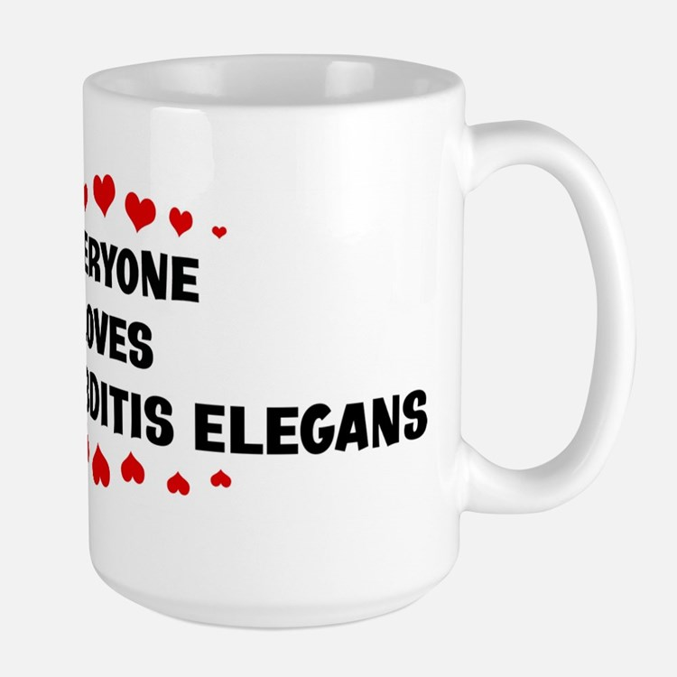 Loves: Caenorhabditis Elegans Mugs