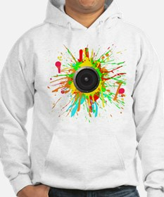 See The Music! Jumper Hoody
