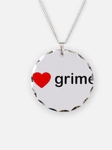 I Heart Grime Necklace