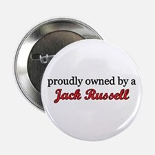 """Proudly Owned"" 2.25"" Button (10 pack)"